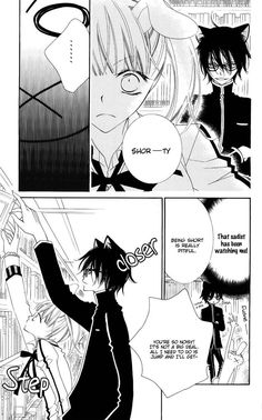 Monokuro Shounen Shoujo 38 Manga Couple, Anime Couples Manga, Cute Anime Couples, Manga Anime, Manga Love, Manga To Read, Anime Love, Manga Eng, Manhwa