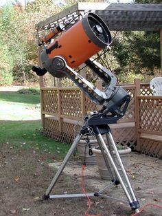 Celestron 14 First Light and Observations