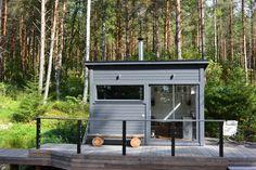 Outdoor Sauna, Shed, Cottage, Outdoor Structures, Studio, Inspiration, Home Decor, Biblical Inspiration, Decoration Home