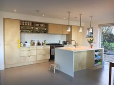 TM Kitchen Fitters Brighton Suppliers and Installers of Kitchens across Sussex Beautiful Kitchens, Beautiful Homes, Kitchen Fitters, Built In Cupboards, Birch Ply, Bespoke Kitchens, New Kitchen, Kitchen Ideas, Tidy Up