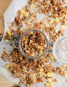 Chunky Tropical Granola - Some the Wiser