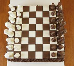 Chess Cake (via Nerdy Nummies)
