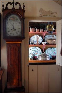 """""""Oh my grandfather's clock was too tall for the shelf so it stood ninety years on the floor. It was taller by half than the old man himself, though it weighed no a pennyweight more..."""""""