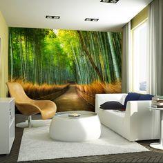 Veľkoformátová tapeta Bambus, 315x232 cm | Bonami
