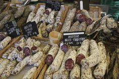 Paris'te Taze Ürünler Bulabileceğiniz Pazarlar  #paris