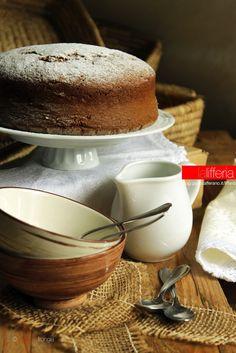 Torta allo yogurt e farina di grano saraceno