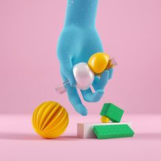 Tactile on Behance