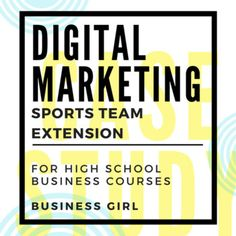 Engage your students with their love of sports. This product is a short case study about the possibility of a new sports team extending to Austin, Texas. Students will brainstorm a sport, team name, mascot, and digital marketing campaign for the team. Students will pair and share their ideas, evaluate their responses, and share their findings with the class.