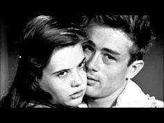 James Dean and Lois Smith Eats of Eden screen test. I really don't know why she was being screen-tested since Julie Harris was already Abra. Its fascinating watching the two of them though; they seem to have good on screen chemistry.