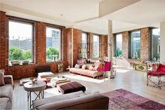 [Interior] 60 m2 de loft creativo y modern vintage   Decorar tu casa es facilisimo.com