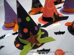 Creations by Patti: Sweet Witches Hat