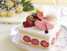めいの部屋ブログ 作 母の日ケーキ