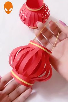 Silk Lanterns :: Chinese Lantern Creative Origami You Can Learn Chinese Lantern Festival - Dallas, Texas Chinese New Year Crafts For Kids, Chinese New Year Activities, Chinese New Year Decorations, Chinese Crafts, Paper Crafts For Kids, Diy For Kids, Diwali Diy, Diwali Craft, New Year's Crafts