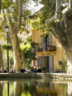 Cucuran, Provence, Vaucluse, France, Europe Photographic Print by Robert Cundy - Travel and Extra France Europe, South Of France, France Travel, France 1, Luberon Provence, Provence France, Belle France, European Home Decor, French Countryside