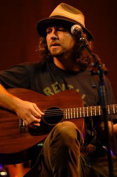 Eddie Vedder is cool
