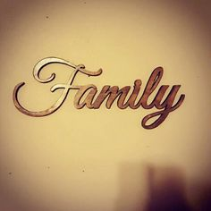 Wooden Family Sign Wall Hanging Decor Pinterest Hangings Décor And Walls
