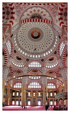 Turkey Sabancı Merkez Camii (English: Sabancı Central Mosque) in Adana is the largest mosque in Turkey. Islamic Architecture, Beautiful Architecture, Art And Architecture, Architecture Details, Beautiful Mosques, Beautiful Places, Central Mosque, Magic Places, Amazing Buildings