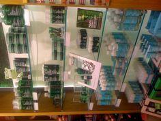 Harmonia barw - The Body Shop Warsaw - Złote Tarasy