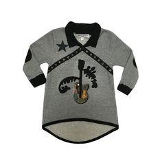 Guitar Dress at http://www.kamarikids.com/girls/jagged-culture-guitar-raglan-dress
