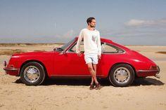 #Kanabeach #collection #tendance #spring #summer2013 #red #car #pull #maillechiné #style #Moise #bermuda #bleuciel #Cerf #mode #men