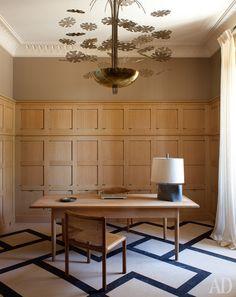 Interior decorator Pierre Jovanovic traditional meets contemporary