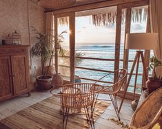 Dreamsea Surf Camp, Uluwatu - da will ich mal hin - Surf Shack, Beach Shack, Home Interior, Interior And Exterior, Interior Decorating, Decoration Surf, Surf Decor, Houses Architecture, Dream Beach Houses