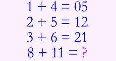 Riesci a risolvere questo rompicapo che ha mandato in tilt Facebook?