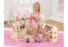 Kidkraft Puppenhaus Dollhouse Prinzessinnen-Schloss holz