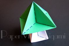 Christmas Tree Origami Step by Step Photos Origami Christmas Tree, Christmas Math, Christmas Paper Crafts, Christmas Ornaments, Origami Step By Step, 3d Origami, Paper Folding, Snowflakes, Easy Diy