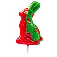 Zombie Bunny Lollipops!  Cool but not available in Canada :(  Think Geek.com: you need to start a company in Canada!!!