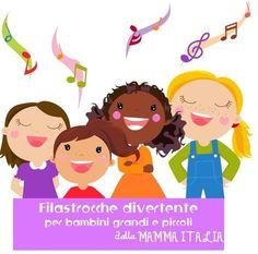 Filastrocche divertente per bambini piccoli e grandi | AngeliqueFelix.com @buzzmyvideos