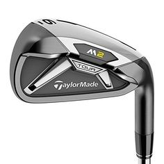 TaylorMade M2 Tour IronsSmall Shape, Big DistanceIn creating the M2 Tour iron, TaylorMadeaTMs engineers set out to combine all of the attributes of an elite game-improvement iron,