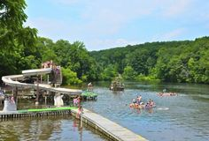 cascade lake water park maryland md-From secret waterfalls to crazy rope swings, these are the 5 best places to swim around DC