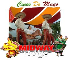 #CincoDeMayo #celebration #day ! #chicago are you guys ready!? We are! There are several #spanish speaking #sales reps at our #dealership. #Stop by, #peak in, #look at our #cars on the lot. #drive away today to the festivities, Call your #mom, your #cousin , or your #grandma, get whoever can #help you. Tell them we are having spectacular sales event today! We'll see you here at #midwaydodge...#deals #dodge #new #used #5th #may #mexican #puebla #freedom #french #battle #victory #latino
