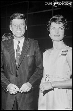 John and Jackie Kennedy                                                                                                                                                                                 Plus