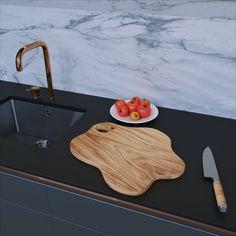 Ghost kitchenboardz by Alex Petunin Contemporary Sculpture, Futuristic Design, Lighting Design, Light Design