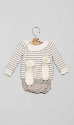 Ropa para Bebés Recién Nacidos | Tienda Online  Nicoli L1602008-pp Bebe