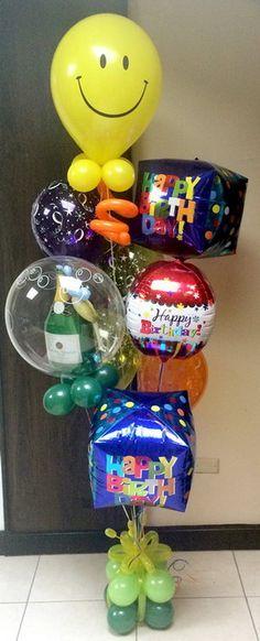 Happy Birthday Bouquete