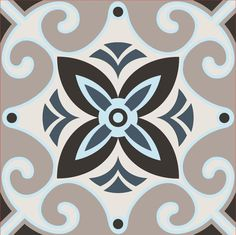 Tiva Design Art Removable Square Ethnic Tile Decals Vinyl DIY Wall Stickers, Set of 12, Blue and Grey 1210 >>> Quickly view this special  product, click the image : home diy improvement