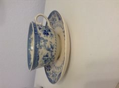 Tea cup from Jane Austen museum in Bath, England. The Pemberley Colledtion.