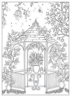 Secret Garden By Johanna Basford Eileen