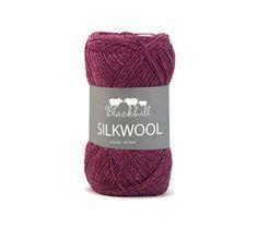 SilkWool - Sødsuppe - 023 - ca. 100 gram