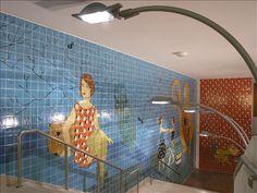 Azulejos estações do metro de lisboa - Pesquisa Google - Sítio da Câmara Municipal de Lisboa: equipamento www.cm-lisboa.pt576 × 432Pesquisar por imagens Azulejos na Estação de Metro de Alvalade