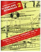 aerosngcanela: Lutadores da Força Aérea Sueca 1926-1984