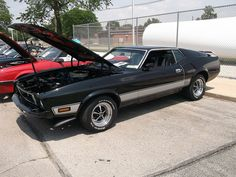 1973 Ford Mustang Mach 1 | Flickr - Photo Sharing!