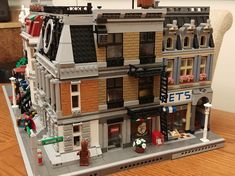 100+ ideeën over LEGO city in 2020 | lego ideeën, lego, lego