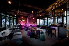MYST gastronomy bar and restaurant by tidtangstudio, Chiangmai – Thailand » Retail Design Blog