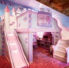 Every little princess needs a castle.