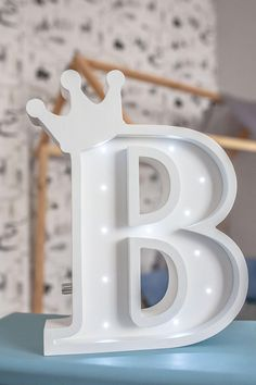 Marquee letter B Letter lights B alphabet lights Marquee