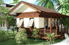 Modern Kubo House Design Nipa Hut Design In The Philippines In 2019 Bamboo House Bahay Kubo Blueprint This Bahay Kubo Is A Traditional House Of Filipinos But This Modern Bahay Filipino Architecture, Philippine Architecture, Bamboo Architecture, Tropical Architecture, Wooden House Design, Bamboo House Design, Tiny House Design, Bungalow Haus Design, Cottage Design